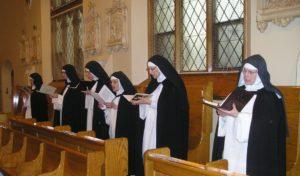 Liturgy - Monastery of Our Lady of the Rosary Buffalo NY